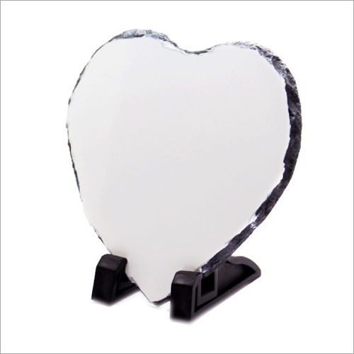Heart Shaped Stone Picture Frames