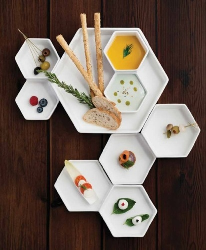 ARIANE HIVE Range of Crockery