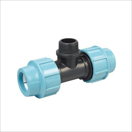 HDPE Male Threaded Tee