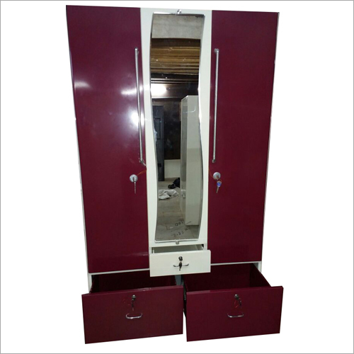 Domestic Steel Almirah With Mirror