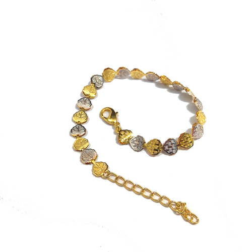 Immitation Jewellery Two-tone Bracelet