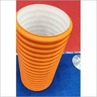 ID 500 mm Sewage DWC Pipe