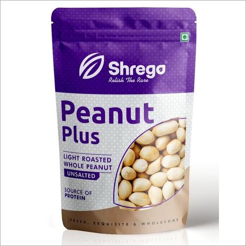 Light Roasted Whole Peanut Unsalted