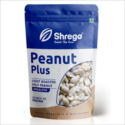 Light Roasted Split Peanut Unsalted
