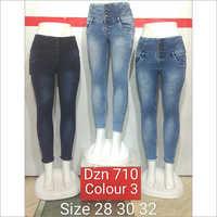 Dzn 710 Colour 3 Women Jeans