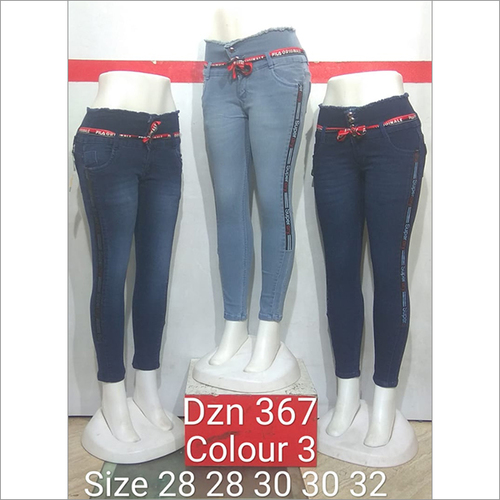 Dzn 367 Colour 3 Women Jeans