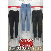 Dzn 969 Colour 3 Women Jeans