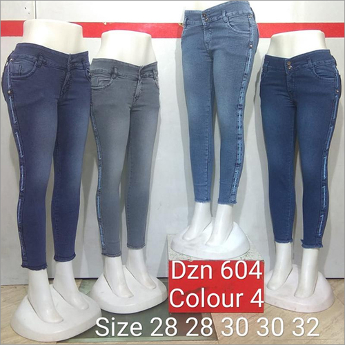 Dzn 604 Colour 4 Women Jeans