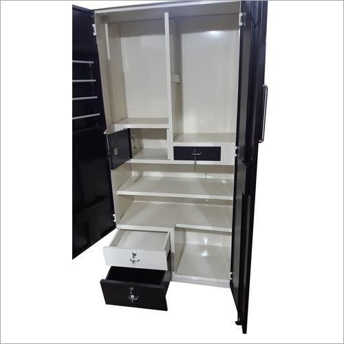42x78x20 Inch Domestic Almirah With Drawer