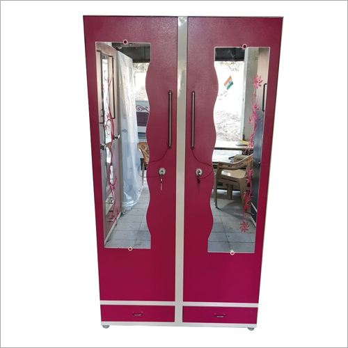42x78x19 Inch Double Door Almirah With Drawer