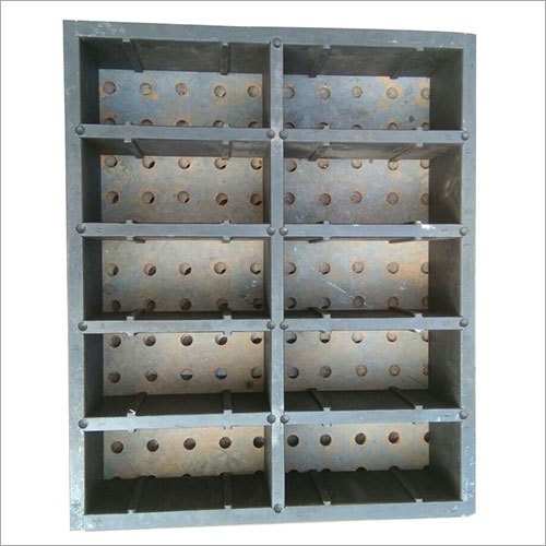 MS Brick Mould 10Cavity