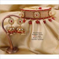 Ladies Choker Necklace Set