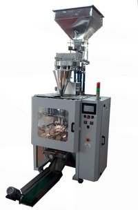 Grains pouch packaging machine