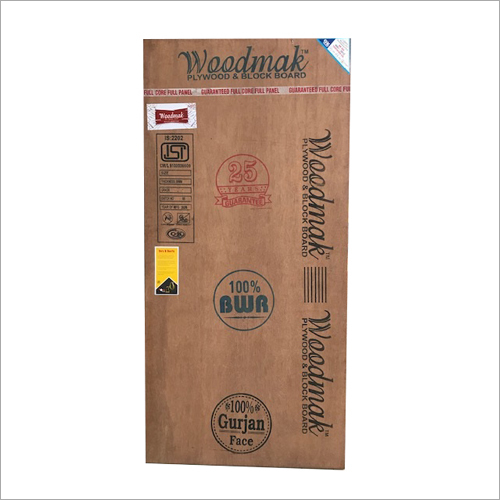 100 Percent BWR Gurjan Face Plywood