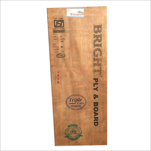 Flush Door Ply And Board