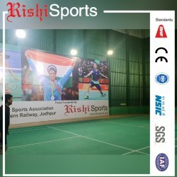 Indoor Badminton Court