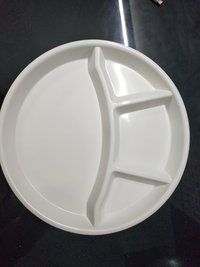 Round shape Partition Plate