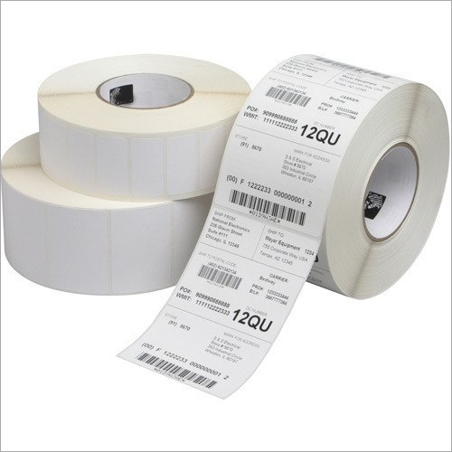 Barcode Label Roll