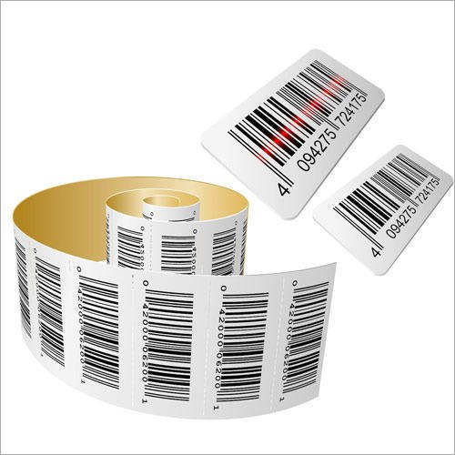 Barcode Roll And Sticker