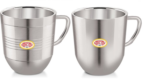 Stainless Steel Cute Mugs