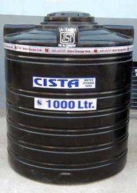 Cista Water Storage Tank