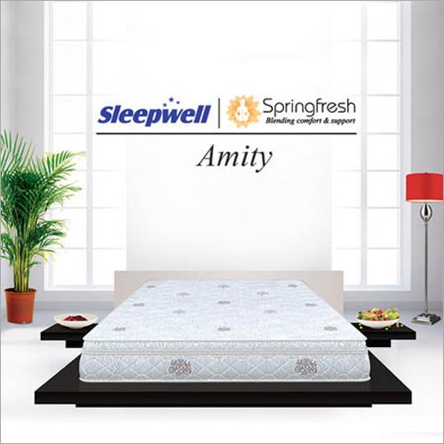 Amity 8 Inch Pocket Sleepwell Spring Mattresses