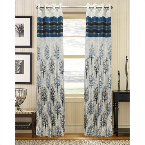 Printed Tissue Curtain Fabric