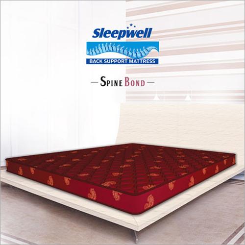 Spinetech Bonded Foam Layer Sleepwell Ortho Mattresses