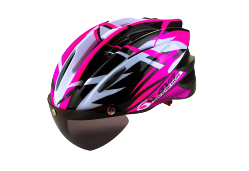 Bicycle PVC Safety Helmet