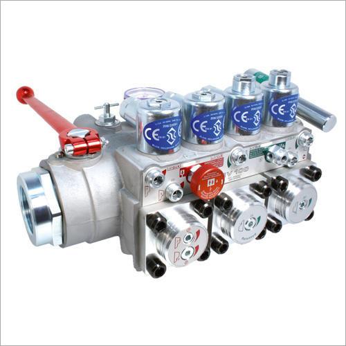 Hydraulic Elevator Flow Control Valve