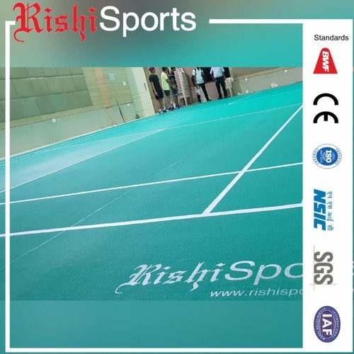 Indoor Synthetic Badminton Court Floor