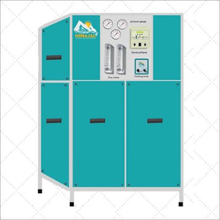 HIMAJAL Smart 500 LPH Commercial water filter