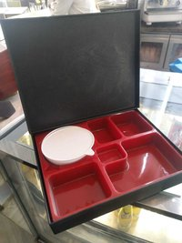 Bento Box 5 & 6 compartment PC for Hotels