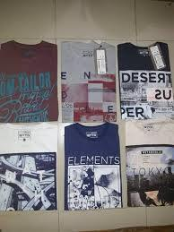 Branded Mens Cotton T Shirts