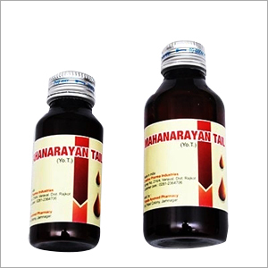 Ayurvedic Pain Relif Oil