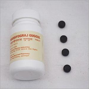 Mahayograj Guggul Tablet