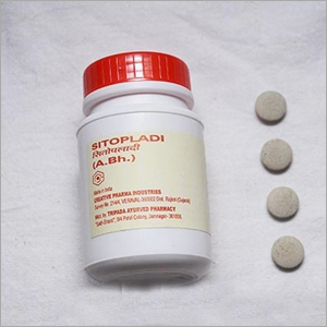 Sitopladi Tablet