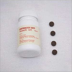 Chitrakadi Vati Tablet