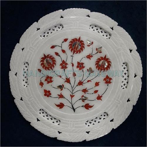 Stone Inlay Plates