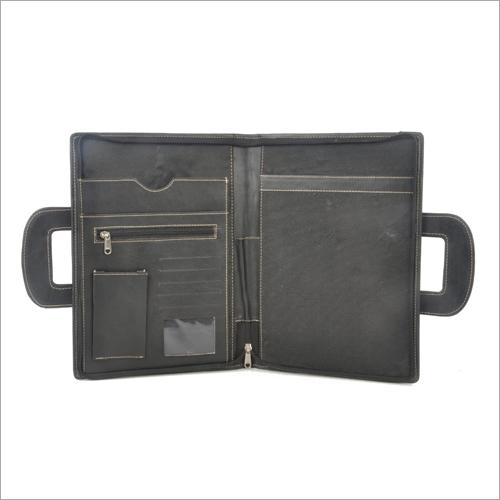 Plain Leather File Folder