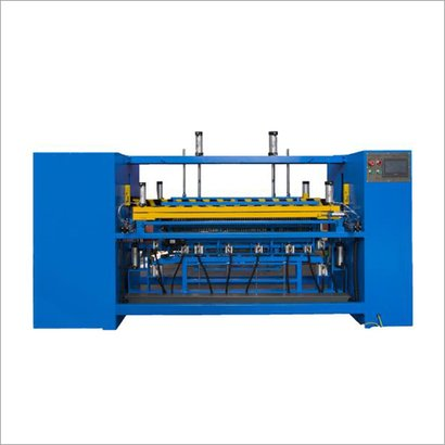 Fringing Knotting Machine