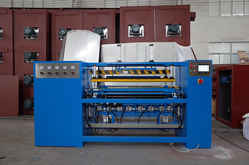 Fringe Twisting Machine