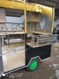 E-Rickshaw Fast Food Cart