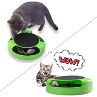 176 Cat Interactive Toy (Cat Scratching Pad)