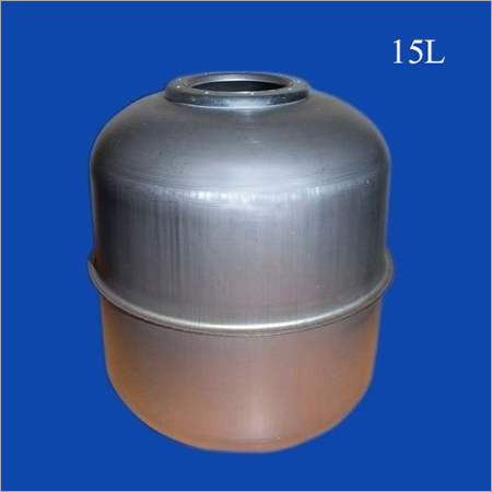 Stainless Steel Geyser Water Tank 15L