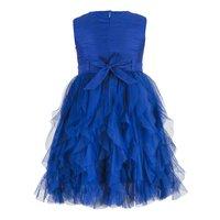 Blue Waterfall dress