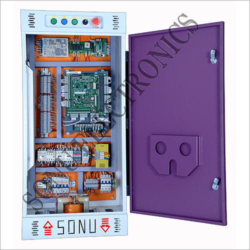 MRL Integrated Horizontal Control Panel