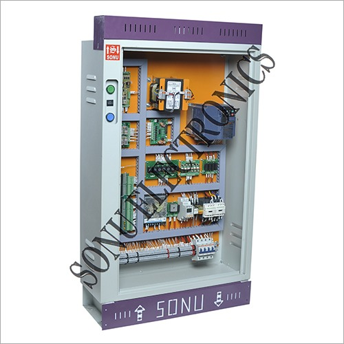 Auto Door And Manual Door Programmable Control Panel