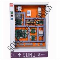 Hydraulic Auto manual Door