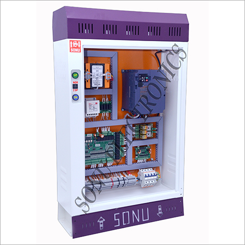 Manual Auto Programmable Control Panel